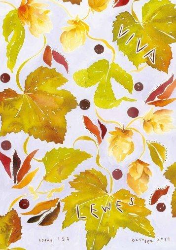 Viva Lewes Issue #157 October 2019
