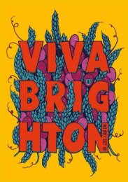 Viva Brighton Issue #80 October 2019