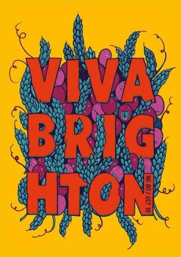 Viva Brighton Issue #80 October 2019