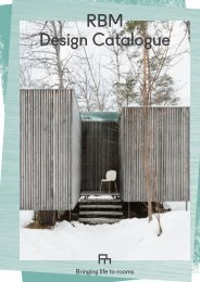 RBM Design Catalogue