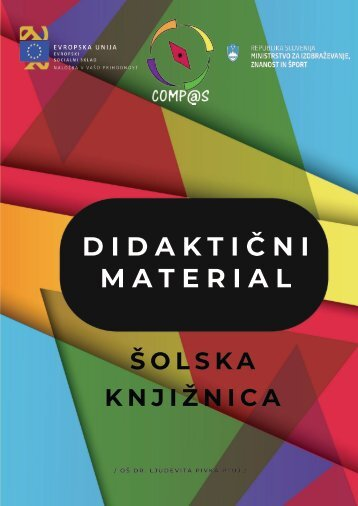 Katalog knjižnice didaktičnega materiala