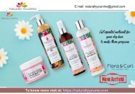 Buy Natural and Healthy Hair Care Products Online in India