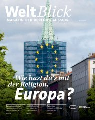 WeltBlick 2/2019