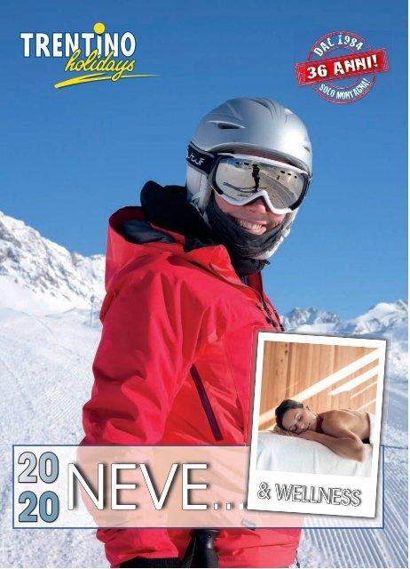Studio Massaggio Shiro Su Lettino Con Materasso Ad Acqua Calda.Trentino Holidays Catalogo Neve E Wellness 2020