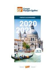 Brochure Forfaits accompagnés 2020