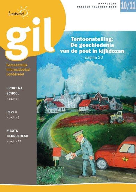 Gemeentelijk Informatieblad Londerzeel - oktober-november 2019