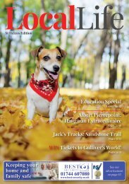 Local Life - St Helens - October 2019