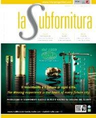 La Subfornitura 3 Maggio/Giugno 2019