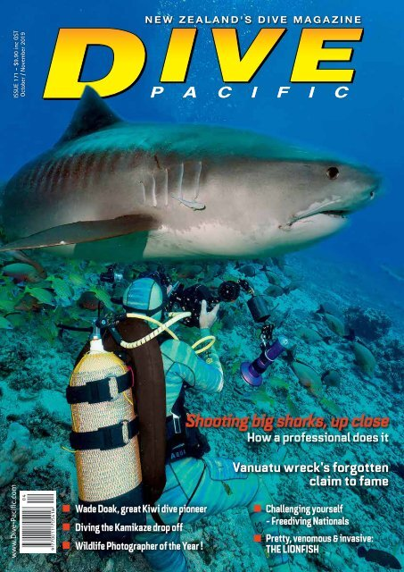 Dive Pacific  Iss 171 Oct- Nov 2019