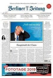 Berliner Zeitung 25.09.2019