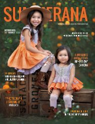 SUMMERANA MAGAZINE | OCTOBER 2019 | THE