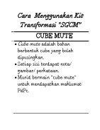 MANUAL PENGGUNA SGCM  - Page 2