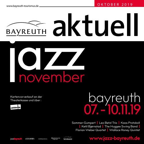 Bayreuth Aktuell Oktober 2019