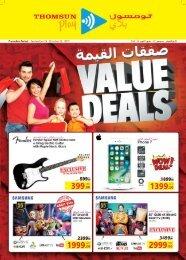 Sharjah Catalogue - Value Deals