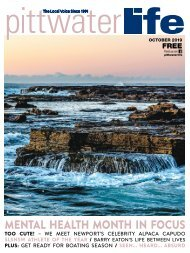 Pittwater Life October 2019 Issue