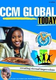 CCM GLOBAL MAGAZINE 2019