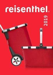 Reisenthel Werbemittel Katalog 2019
