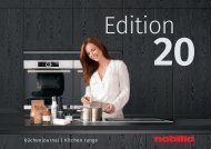 nobilia Küchenjournal | Edition 20