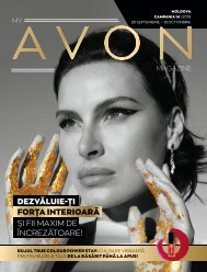 My Avon Magazine