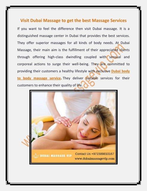 Massage b2b