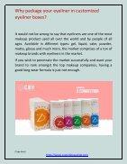 wholesale custom eyeliner boxes - Page 2
