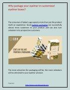 wholesale custom eyeliner boxes - Page 3