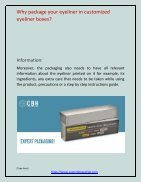 wholesale custom eyeliner boxes - Page 5