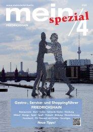 mein/4 Shoppingguide Friedrichshain 2020