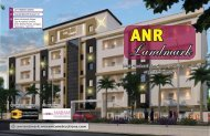 Flats for Sale in Jangaon | Residential Apartments in Jangaon