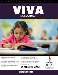 JCPS Viva La Equidad Octubre 2019