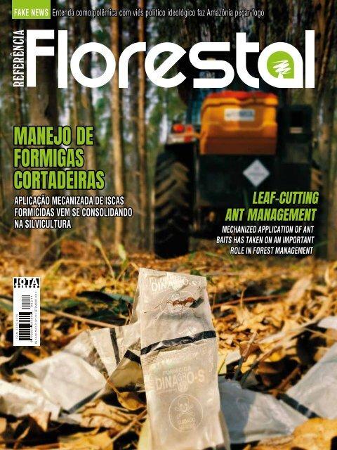 *Setembro/2019 - Referência Florestal