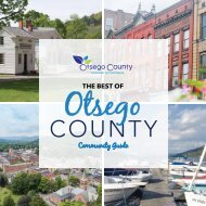 The Best of Otsego County Community Guide
