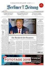 Berliner Zeitung 26.09.2019