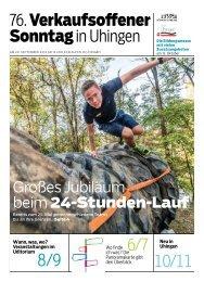 2019/39 - Uhingen - Verkaufsoffener Sonntag