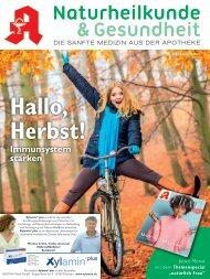 Leseprobe Naturheilkunde & Gesundheit Oktober 2019