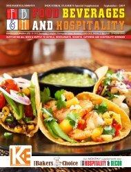 Food Beverages & Hospitality September 2019
