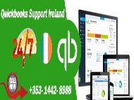 QuickBooks Support Number Ireland +353 1442 8988-converted