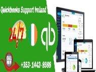 QuickBooks Support Number Ireland +353 1442 8988-converted