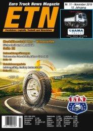 Euro Truck News Digital Nr. 11/2019