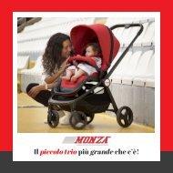 Trio Passeggino Monza | Baby's Clan