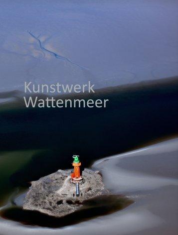 Kunstwerk Wattenmeer