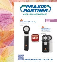 Praxis Partner Katalog Frühjahr-Sommer 2020/2021