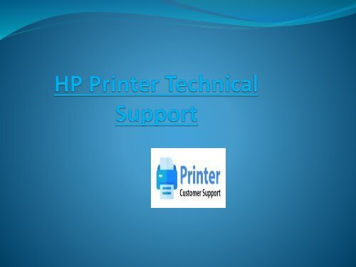 Get a Quick HP Printer Support