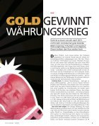 Focus Money: Alle flüchten in Gold - Page 2