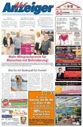 Ihr Anzeiger Bad Bramstedt 39 2019