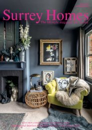 Surrey Homes | SH60 | October 2019 | Kitchen & Bathroom supplement inside
