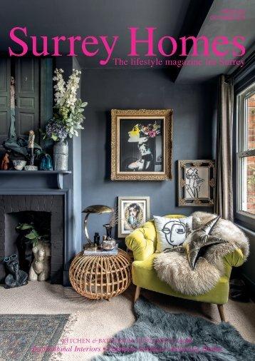 Surrey Homes | SH60 | October 2019 | Kitchen & Bathroom supplement inside