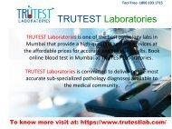 Best Pathology Labs in Mumbai