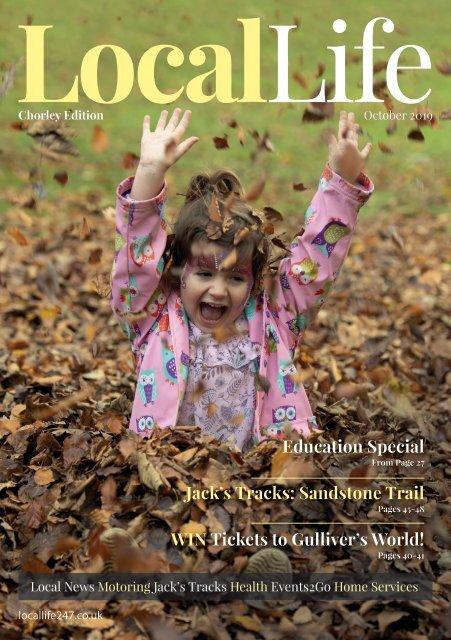 Local Life - Chorley - October 2019