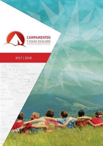 Revista de Campamentos y Viajes Escolares